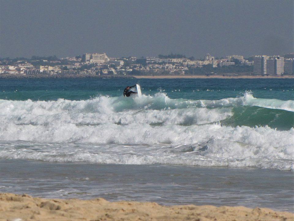 Big surf Meia Praia