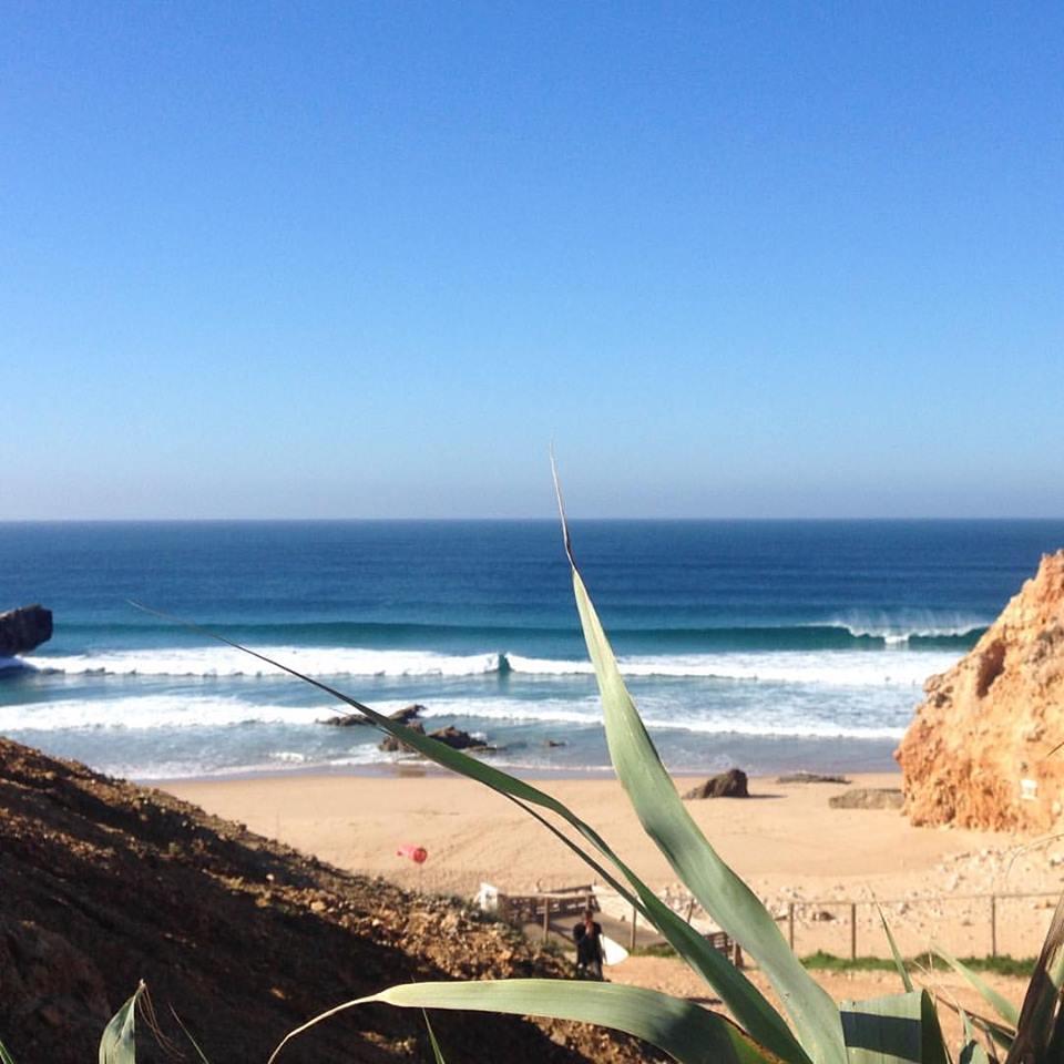 Tonel surf view