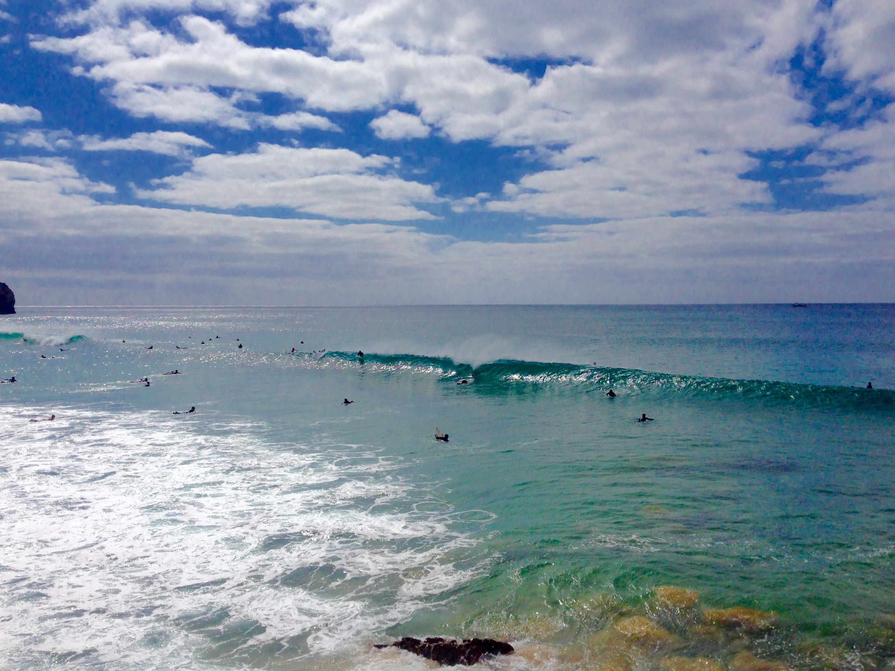 zavial empty wave