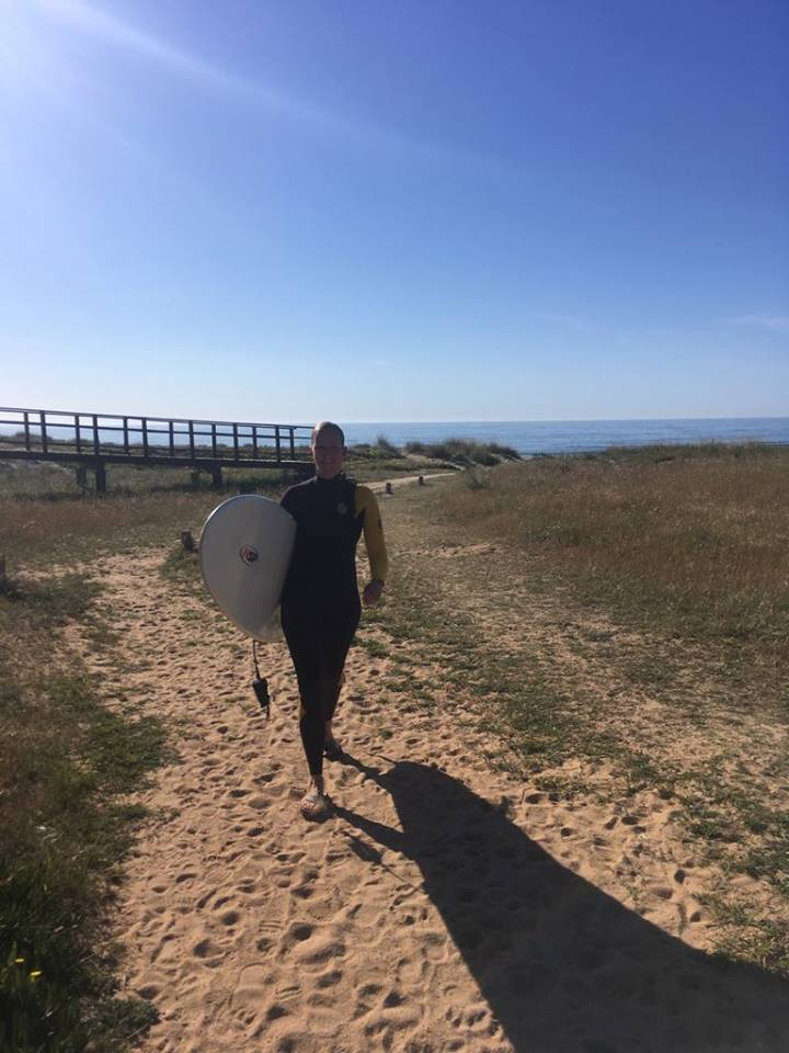 meia praia surfgirl beach