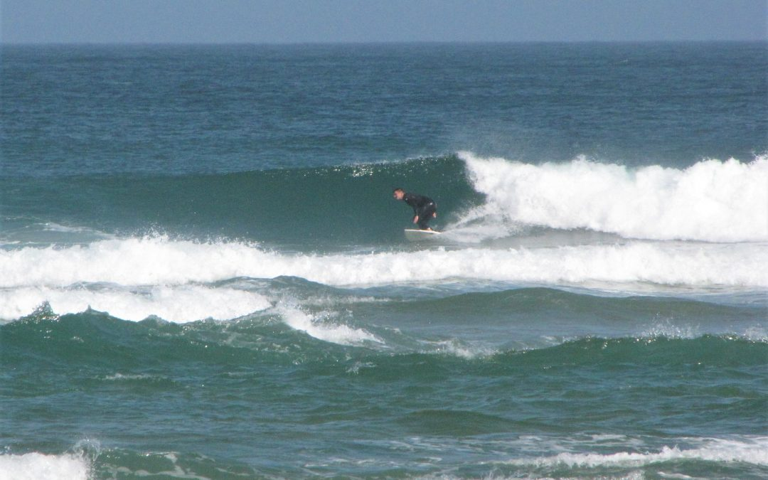 Calafornian surf in Cordoama