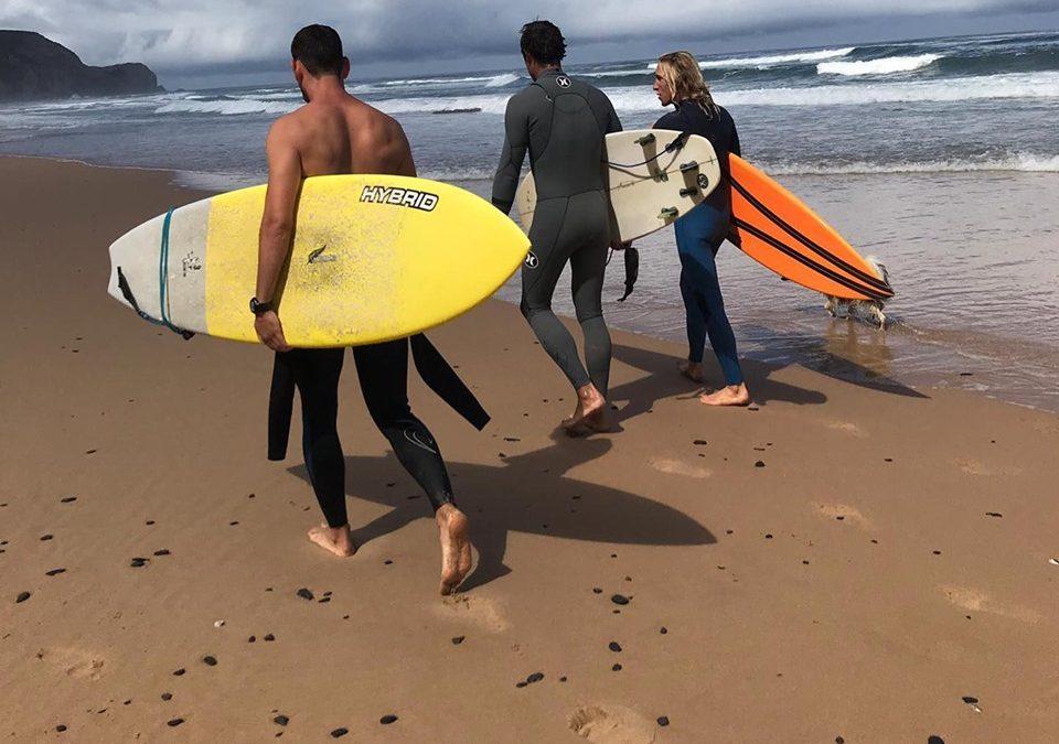 Cordoama private surf party