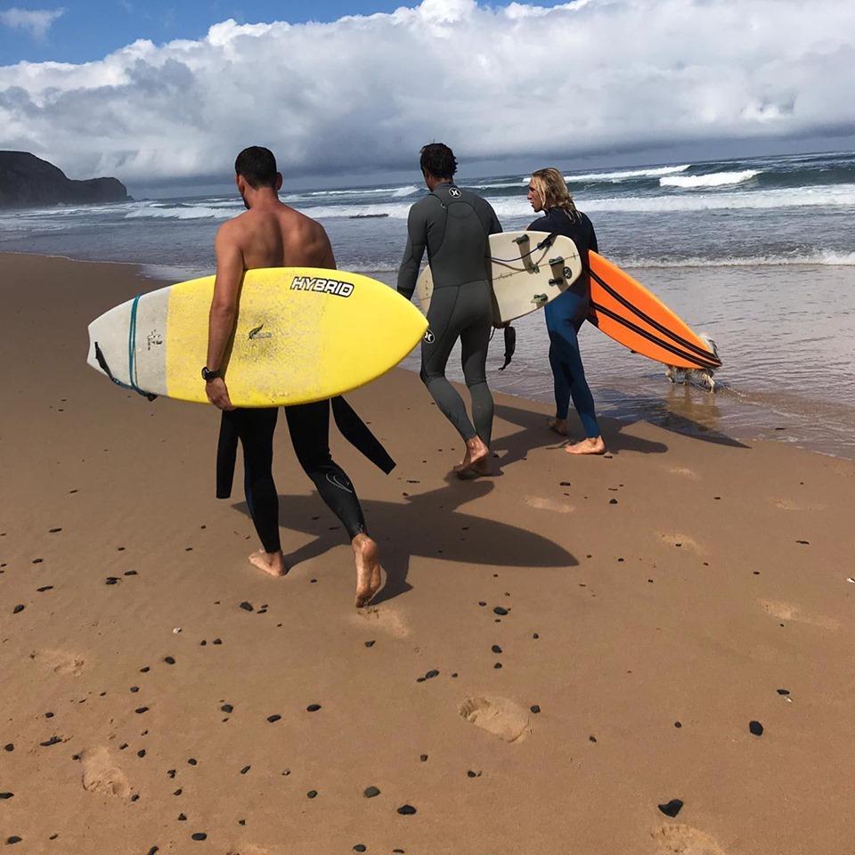 beach walk cordoama