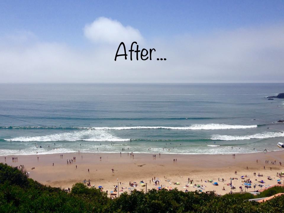 arrifana after surf