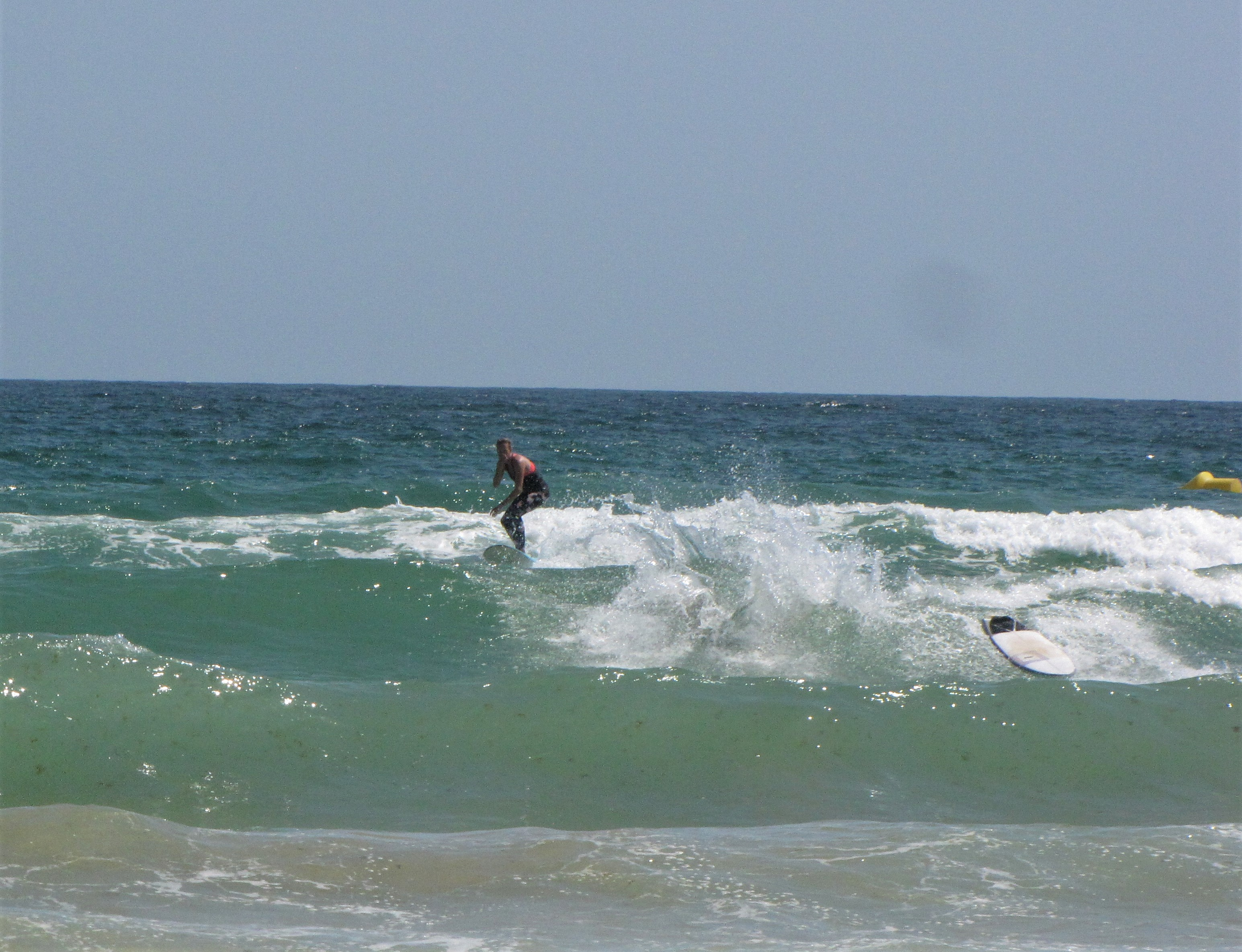 meia praia surf girl