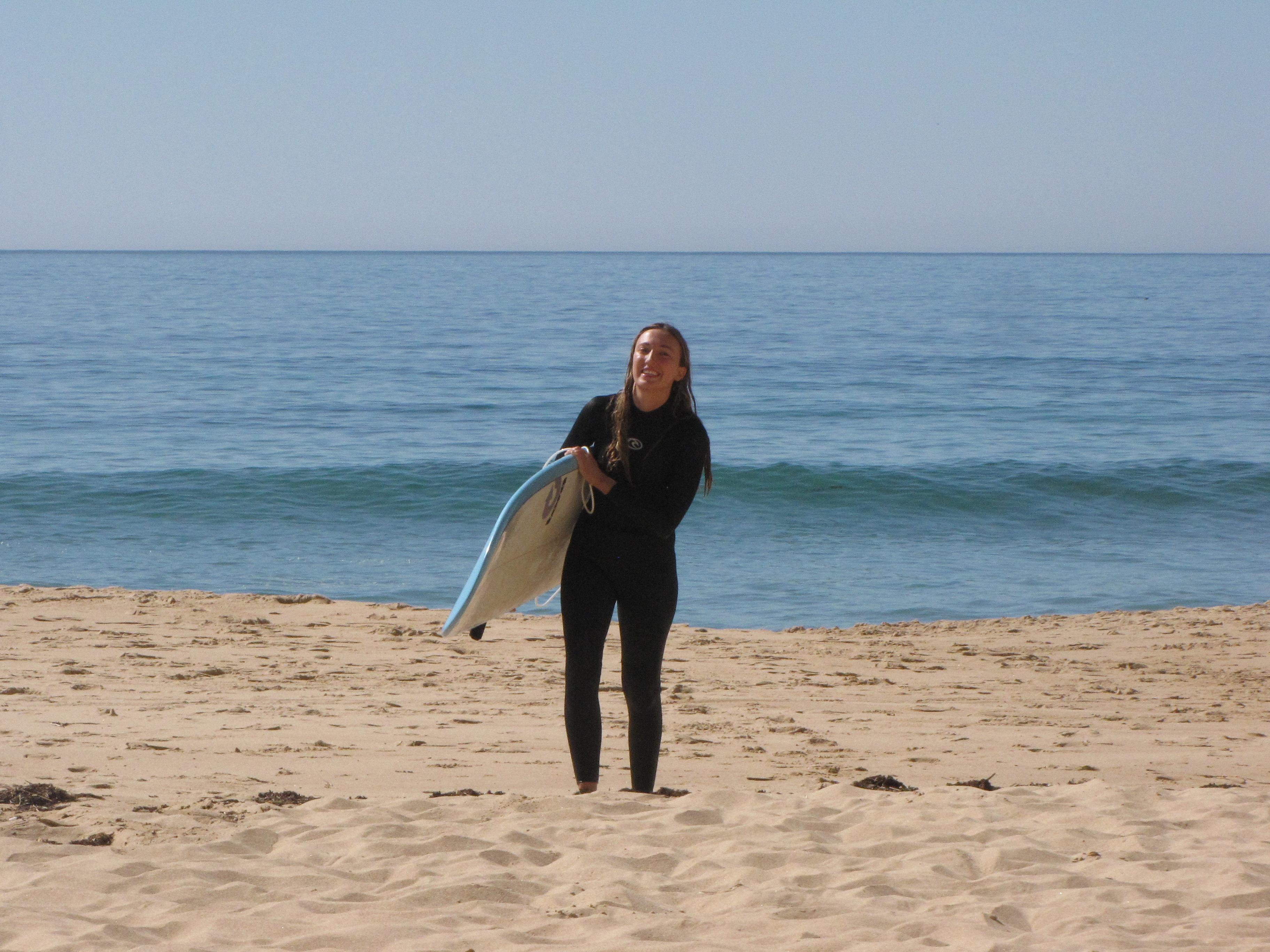 porto de mos surfchick