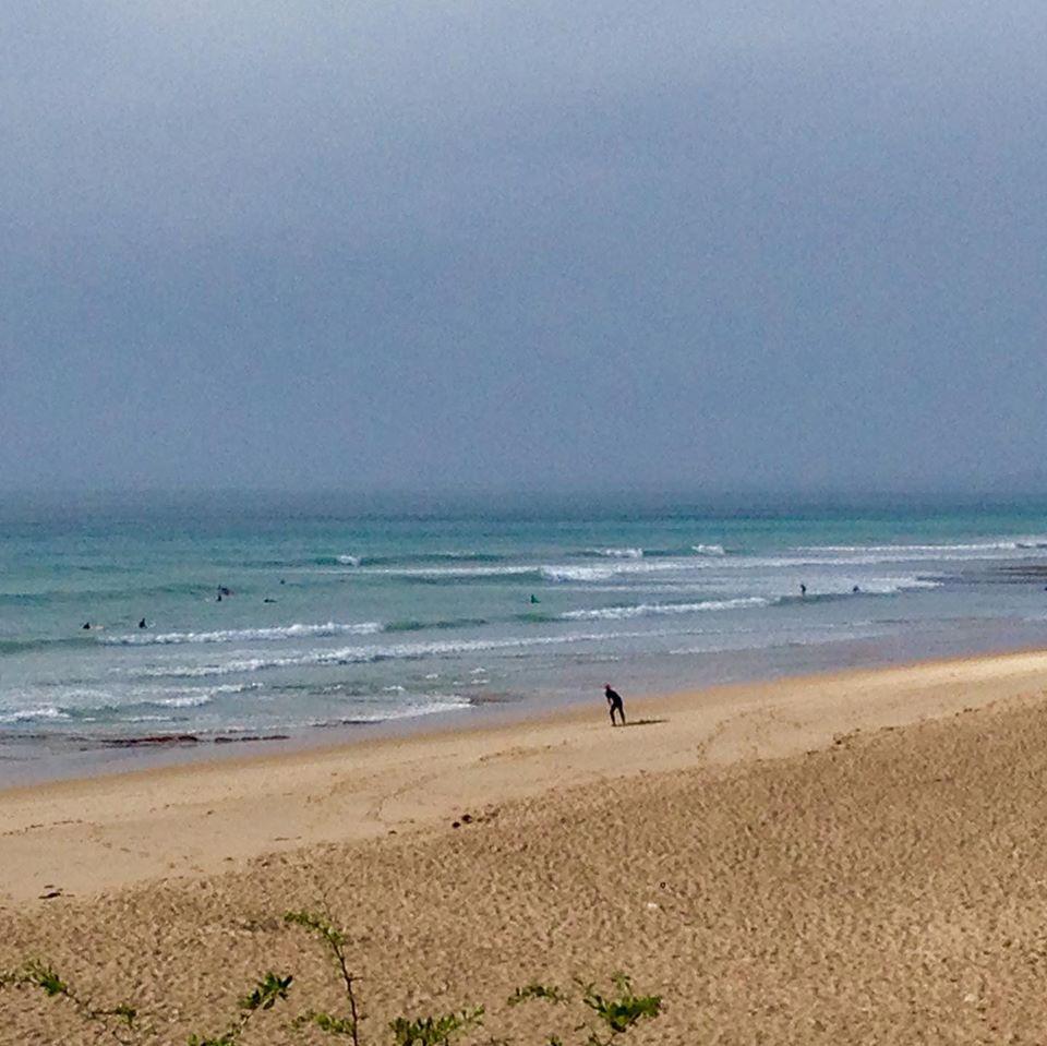 porto de mos surf beach