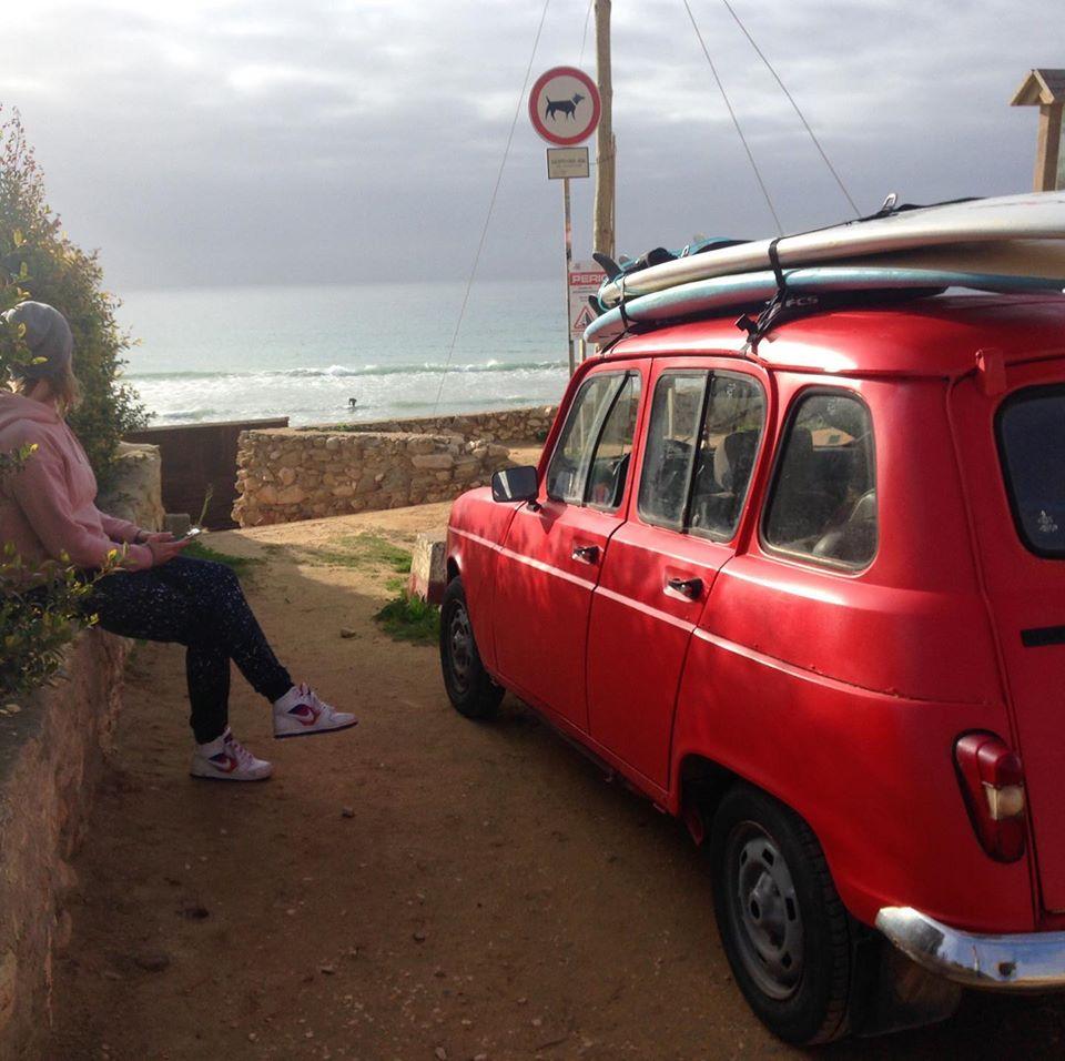 surfcar porto de mos