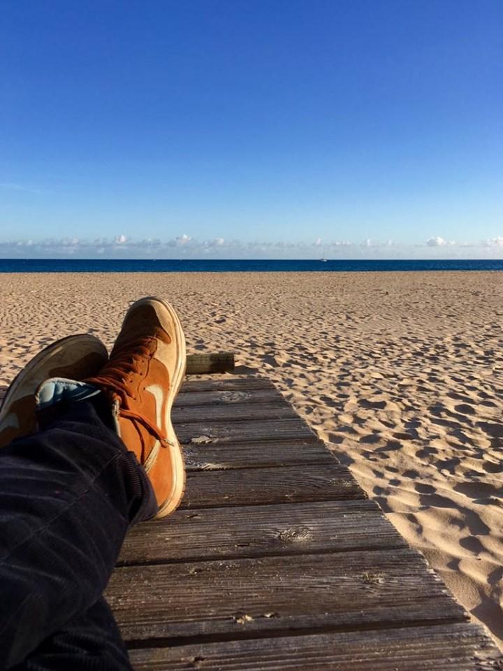 amoreira beach life
