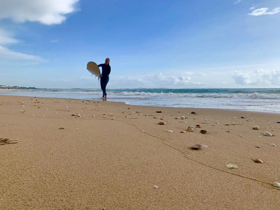 lagos surfgirl