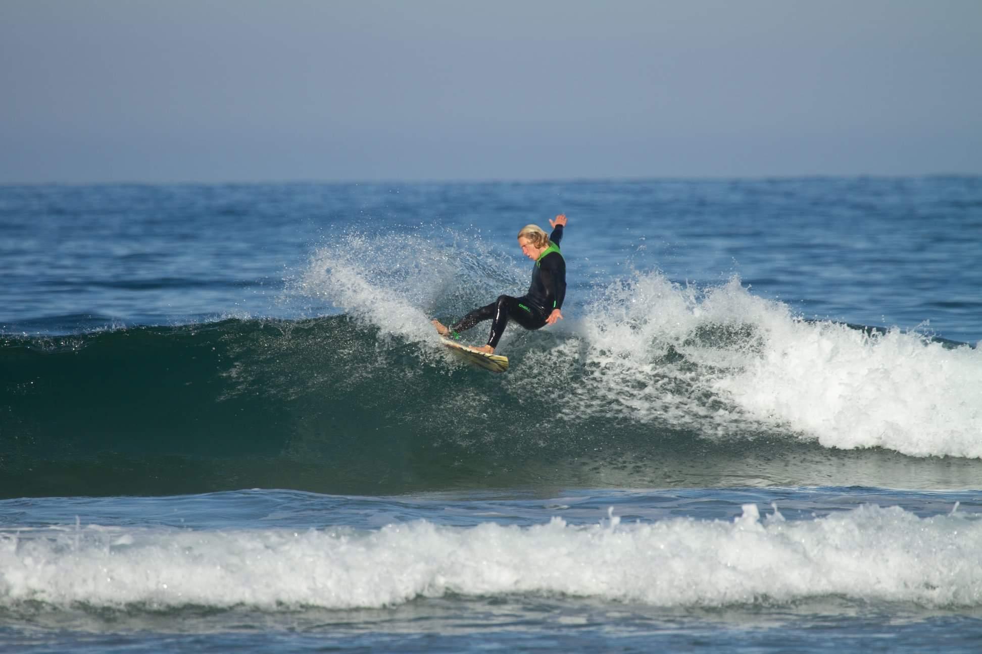 praia da luz surf