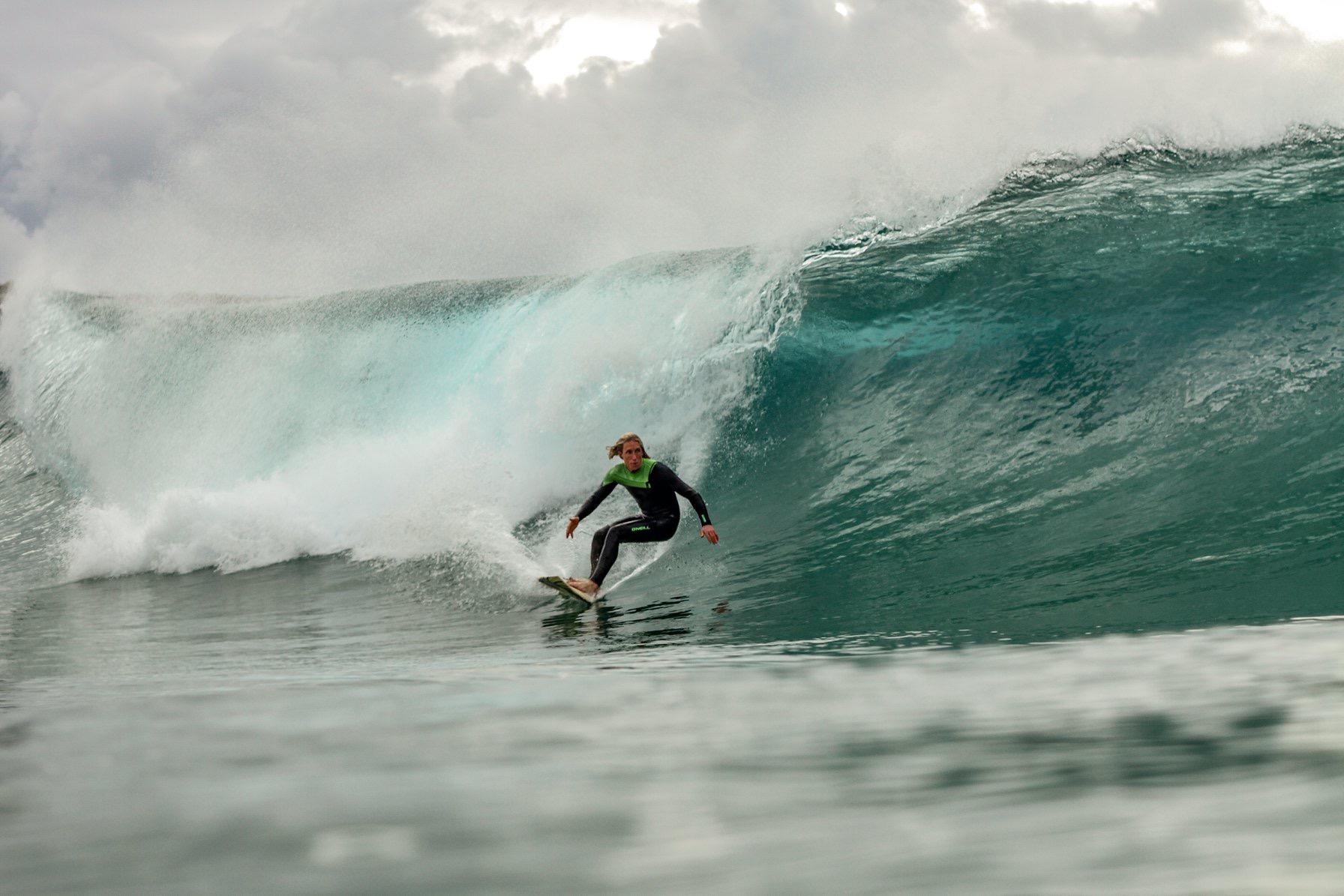 surfguide algarve tonel