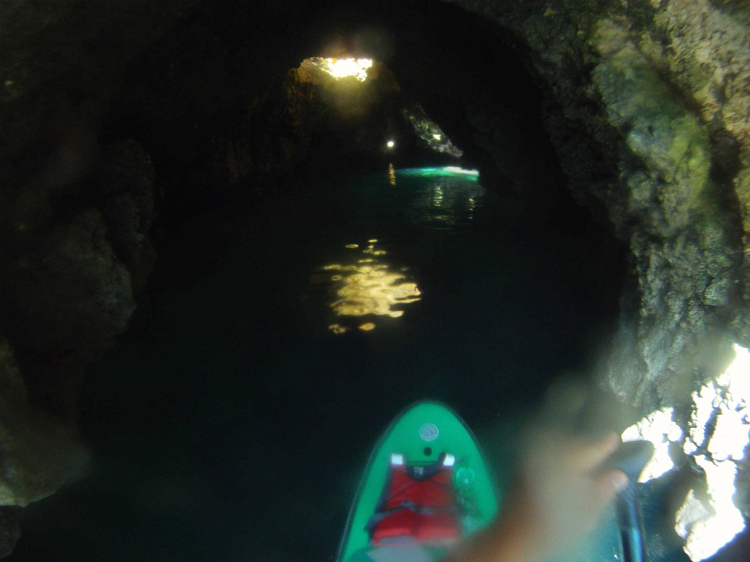 meia praia grotto