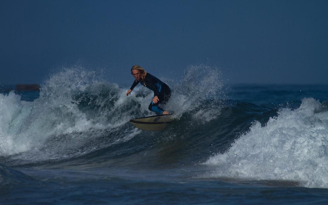 Castalejo offshore fun waves