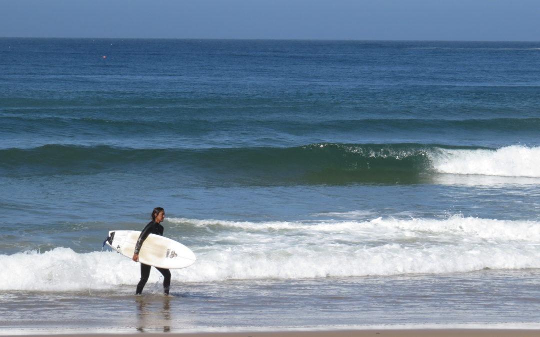glassy arrifana surf