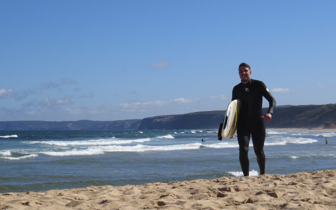 surfguide private sessions, bordeira edition