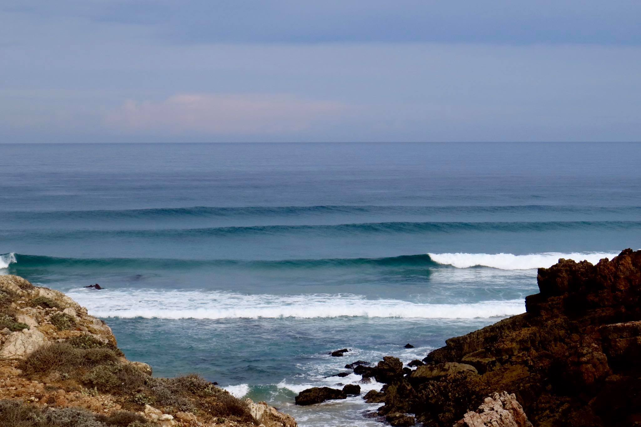 bordeira swell lines