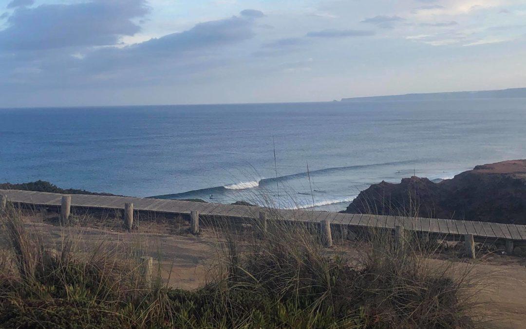 bordeira epic clean surf