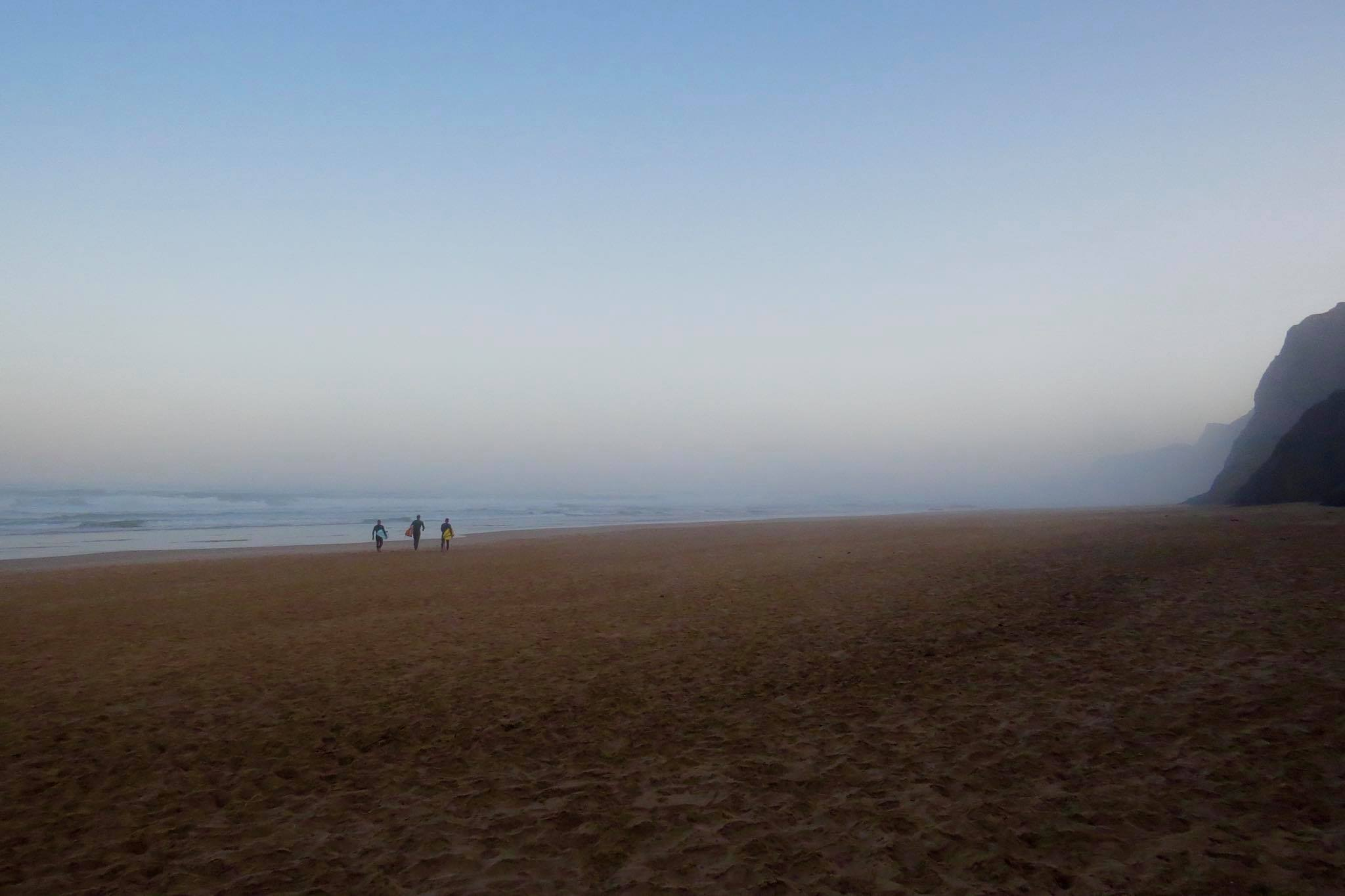 cordoama empty beach