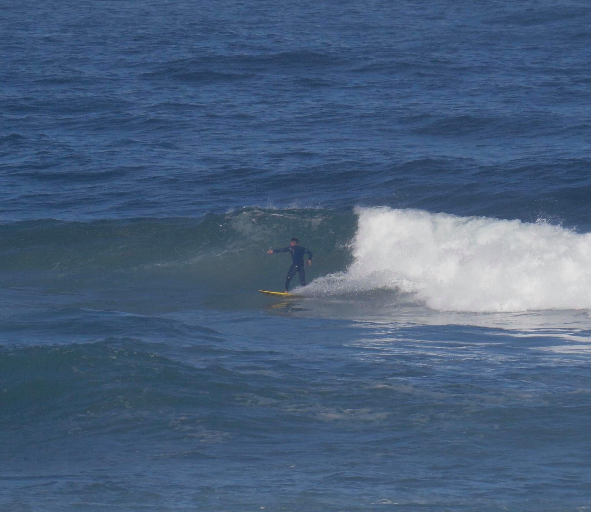 surfing mini nazare in cordoama