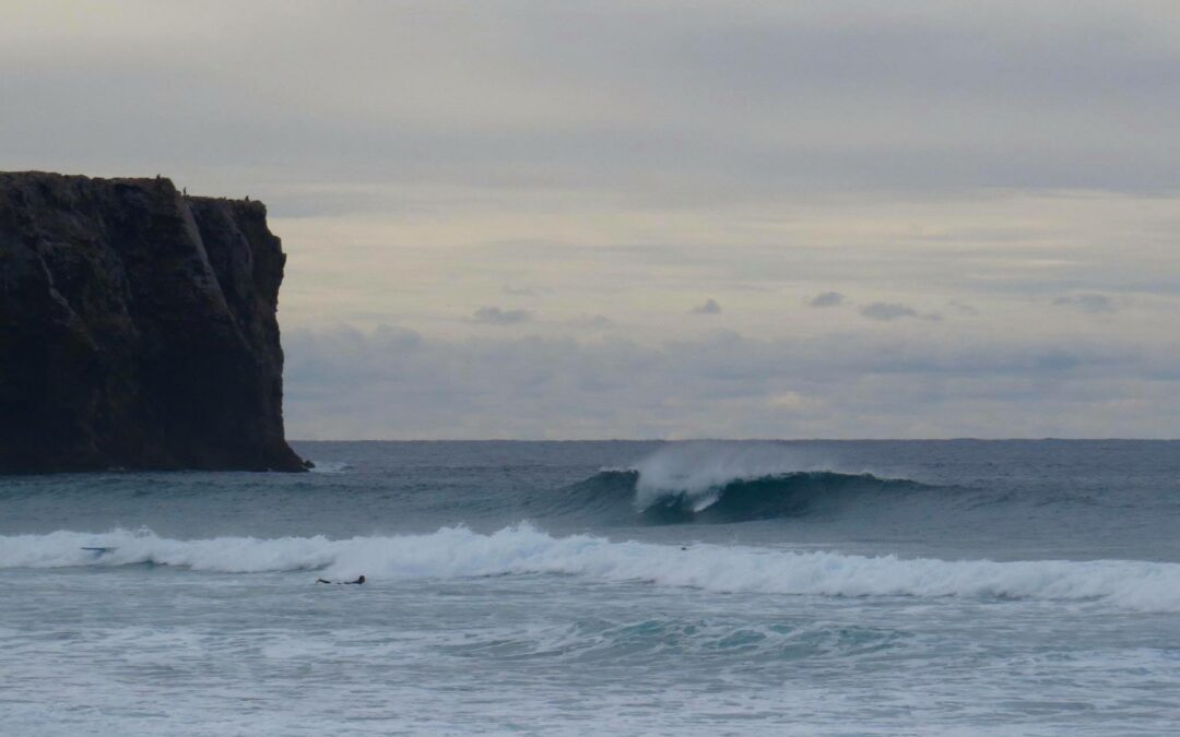 In doubt, maybe don't paddle out at Tonel
