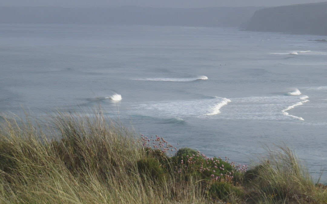 Bordeira small wave perfection