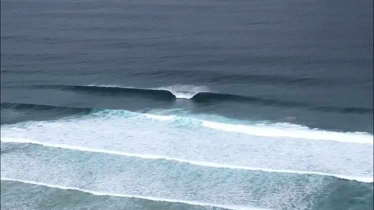 Castelejo big wave surfguide session