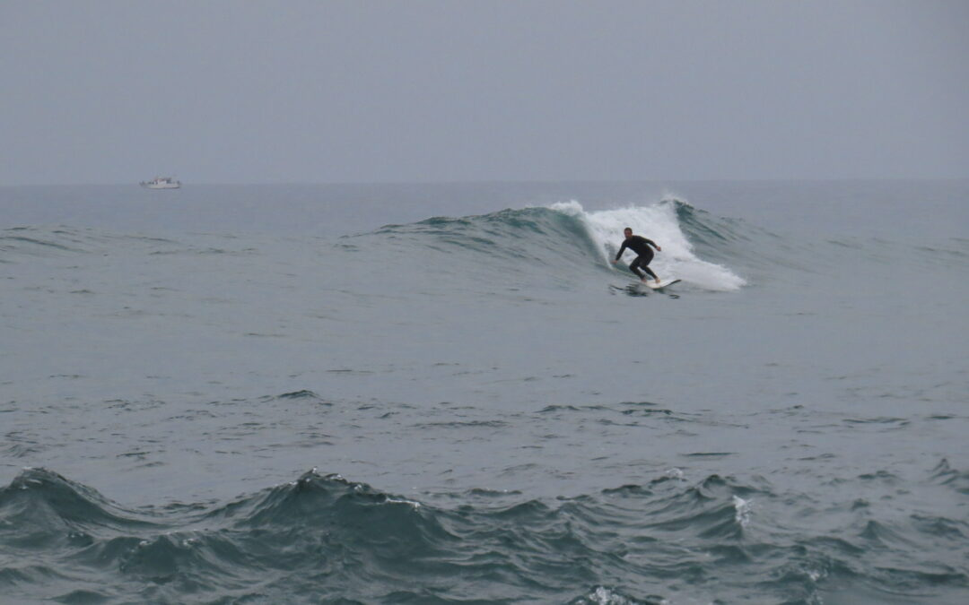 Castelejo perfect surfguide surf session