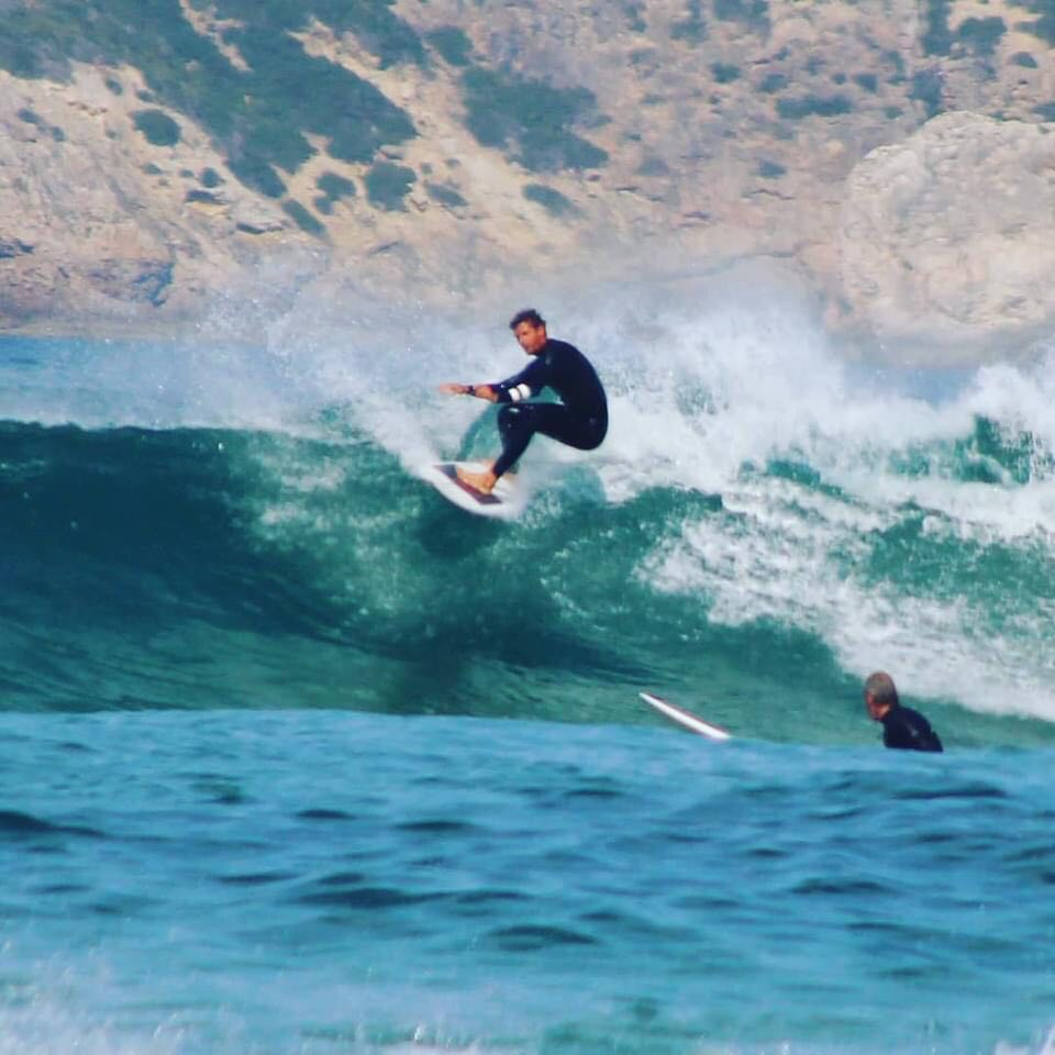 joao surfguide surfing castelejo