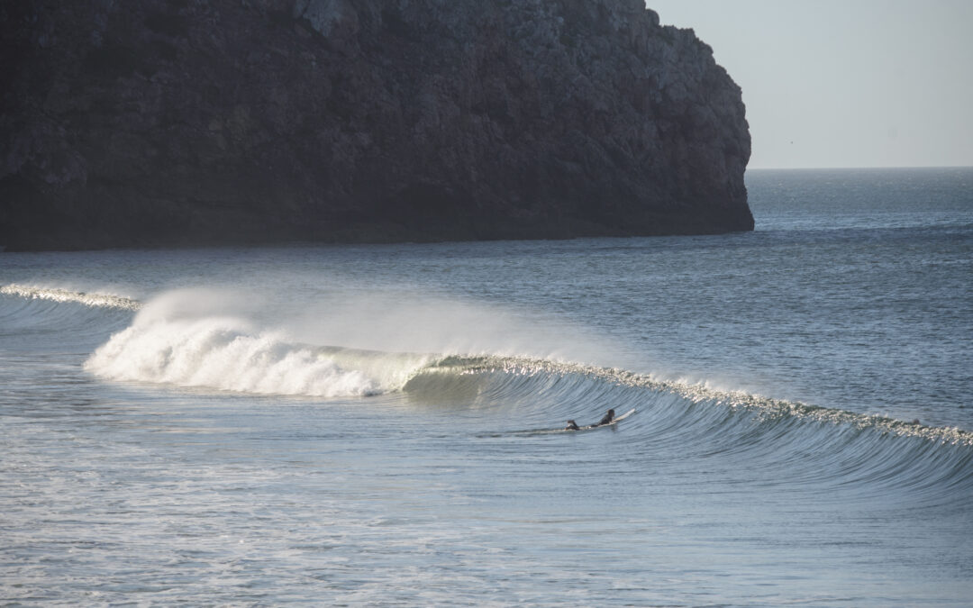 Dream surfguide session at Zavial with surf photographer Massimo